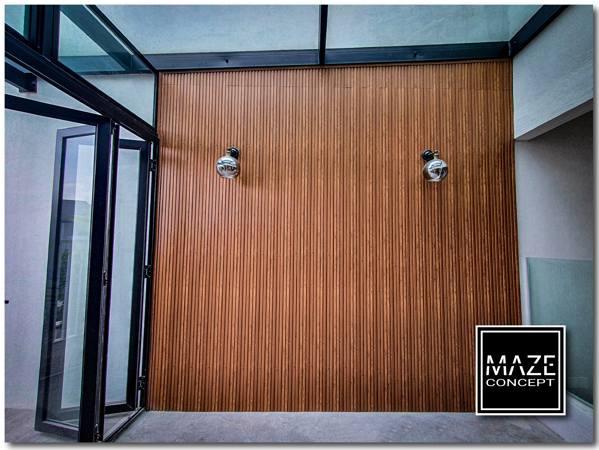 Decorative Wall Panel Kota Kemuning 1