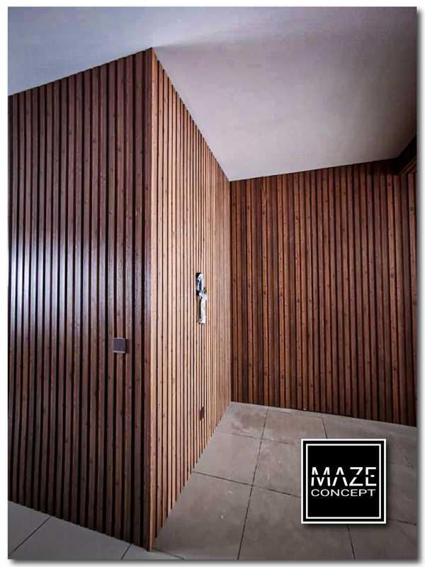 Fluted Wall Panel Cheras V4