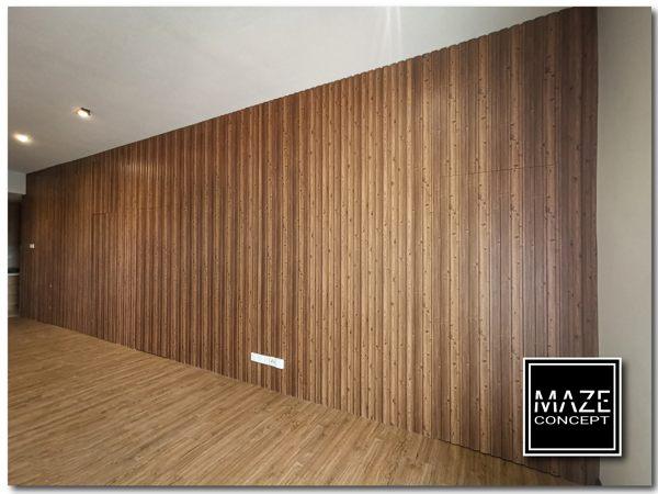 Fluted Wall Panel Cheras