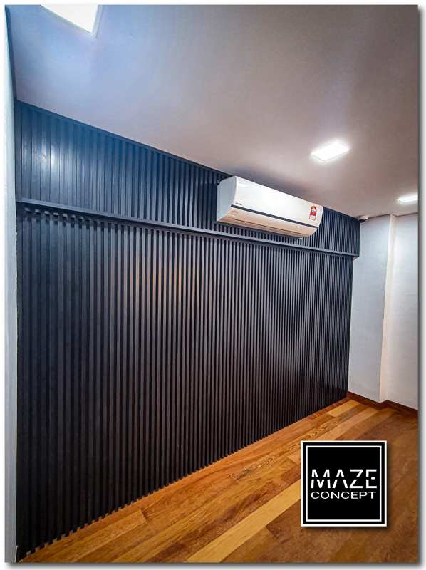 Fluted Wall Panel Gombak V10