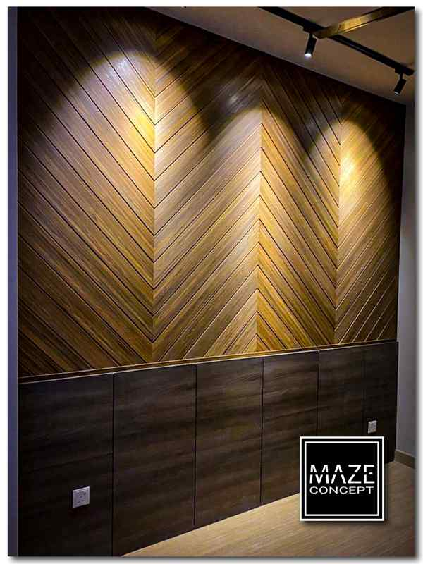 Fluted Wall Panel V11