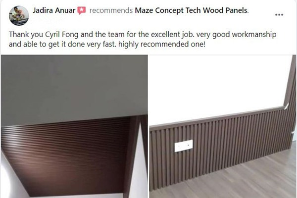 Maze Concept Happy Customer Review 5