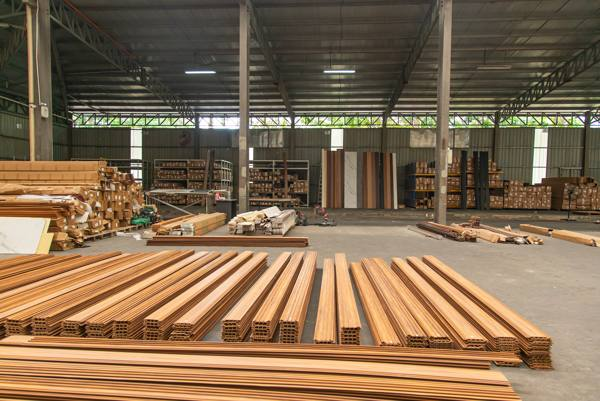 Maze Concept Wood Wall Panel Factory