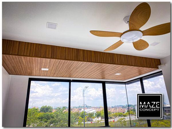 Wood Wall Panel For Bedroom Kajang