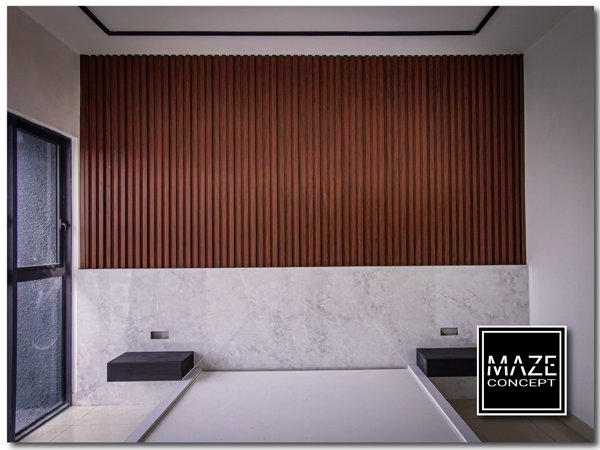Wood Wall Panel For Bedroom Shah Alam