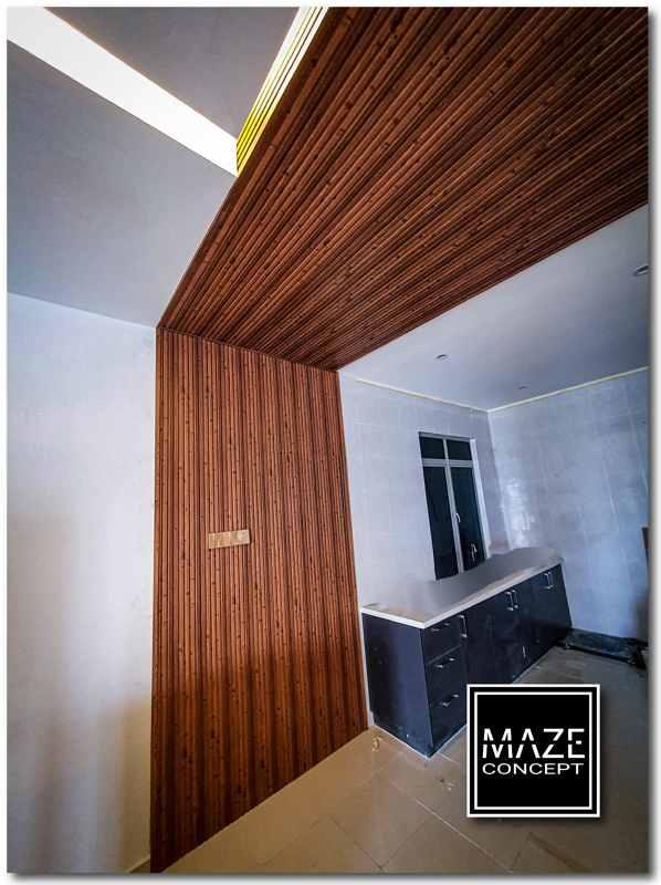 Wood Wall Panel For Living Room Setia Alam V6