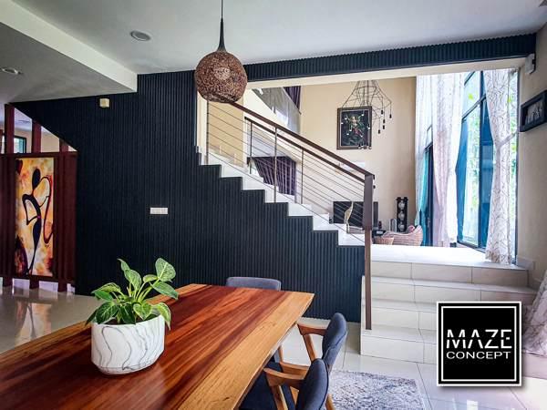 Wood Wall Panel For Living Room Shah Alam