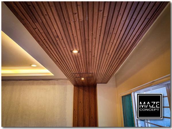 Wood Wall Panel For Living Room Subang Jaya 1