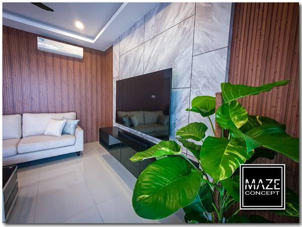 Wood Wall Panel For Living Room Subang Jaya 2